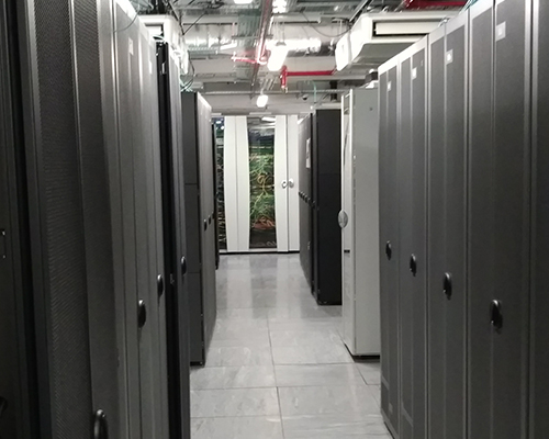 Specialist data room