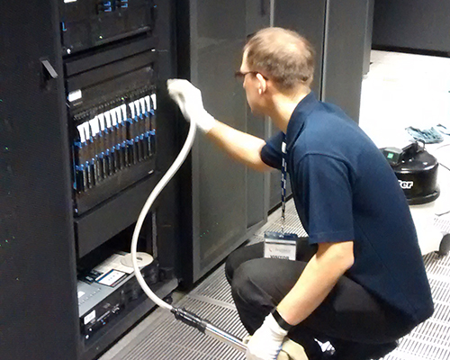 Data Room Cleaning