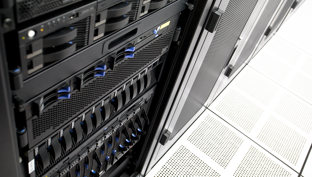 Would you let Steve from HR clean your server suite?