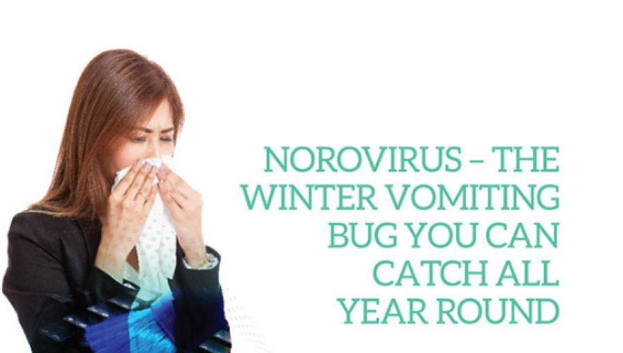 Techclean will help you avoid Norovirus