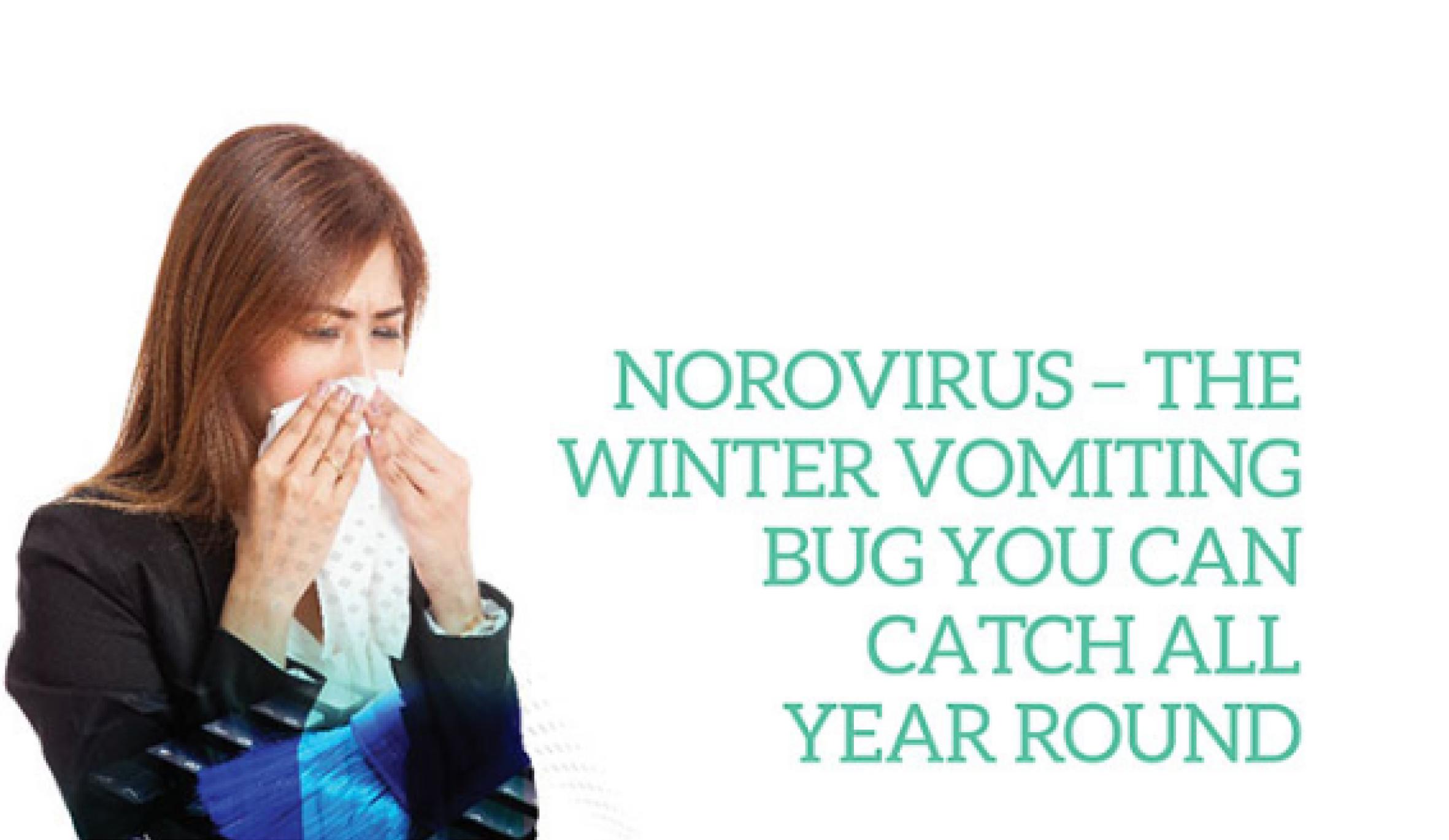 Techclean will help you avoid Norovirus
