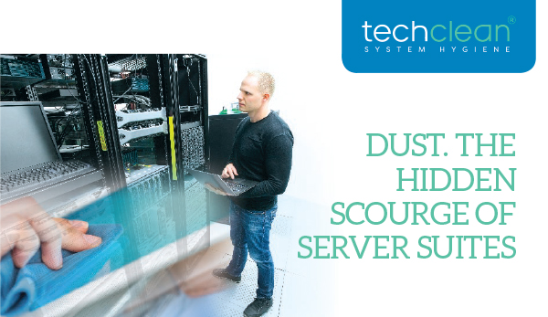 Dust. The hidden scourge of server suits