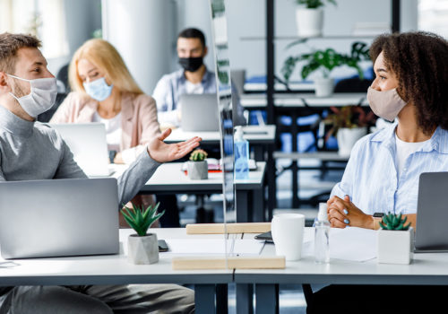 Returning to work after COVID-19: Keeping your office IT hygienic