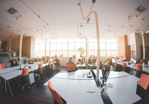 How to keep hot desking hygienic within your office environment