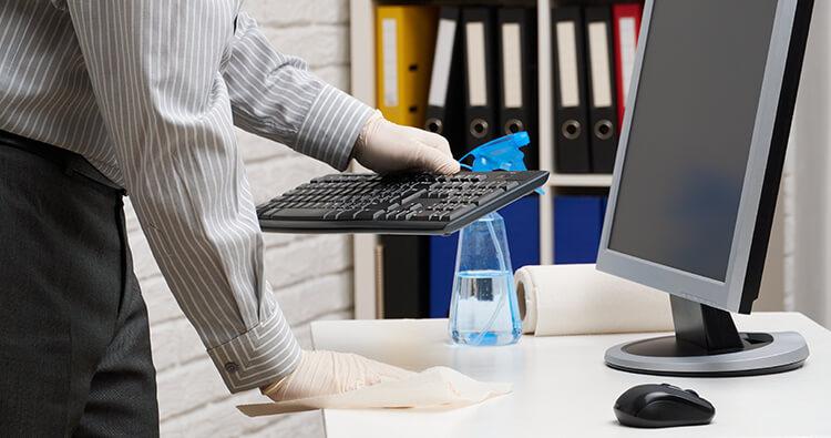 Specialist Desktop IT & PC Cleaning